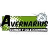 Avernarius comics